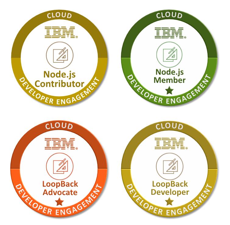 IBM DIgital Badges