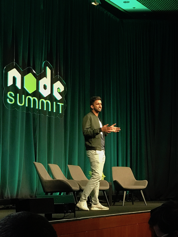 Node Summit Keynote
