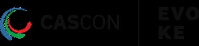 CASCONxEVOKE logo